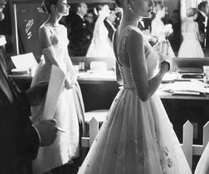grace kelly, audrey hepburn, and vintage image
