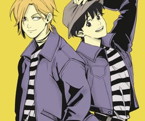 fan art, banana fish, and bananafish image
