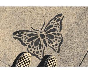 blackandwhite, Dream, and mariposa image