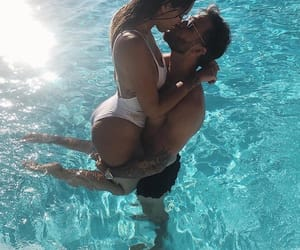 couples, goals, and holiday image