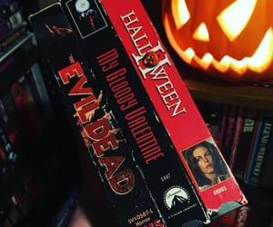 aesthetic, Halloween, and horror image
