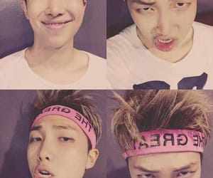 rm, bts, and kimnamjoon image