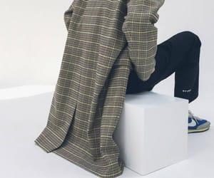 black, brown, and coat image
