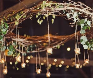 rustic, wedding, and rustic wedding image