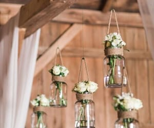 wedding and rustic image