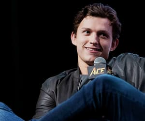 spiderman, actor, and boy image