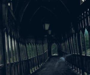harry potter, hogwarts, and sadness image