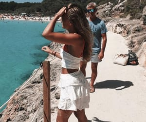 adventure, babe, and beach image