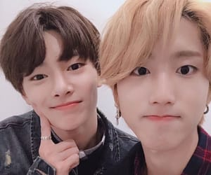 stray kids, han, and kpop image
