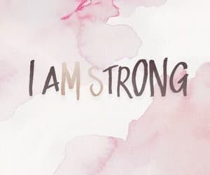 strong, i'm strong, and 💪 image