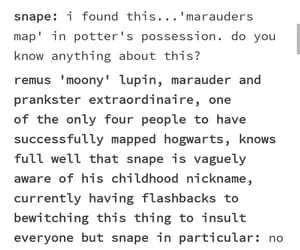 harry potter, severus snape, and tumblr image