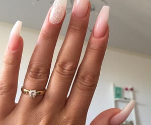 fashion, kim kardashian, and long nails image