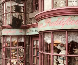 date, pink, and potter image