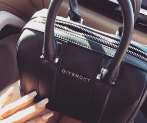 Givenchy, nails, and luxury image