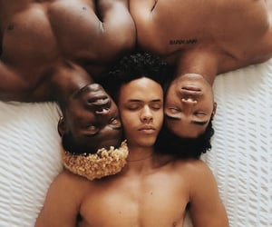 aesthetic, color, and black men image