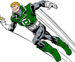 green lantern and dc comcs image