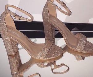 heels, sandals, and parkle image