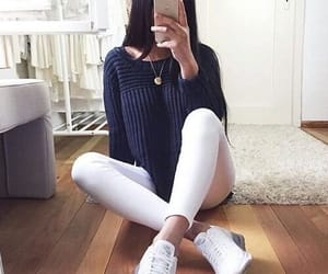jean, moda, and outfits image