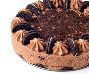 cake, chocolate, and cheesecake image