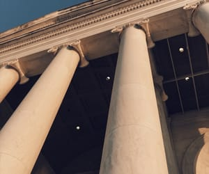 beautiful, columns, and marble image