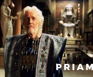 king, Peter O'Toole, and troy 2004 image