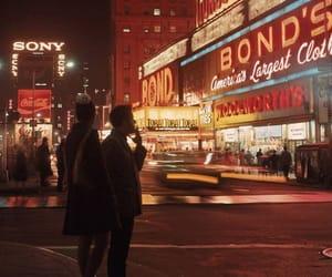 aesthetics, city, and lights image