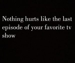 end, texts, and tv show image