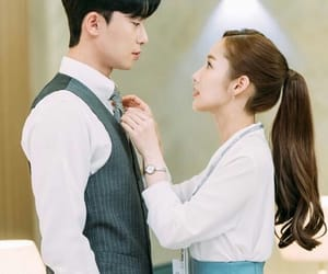 kdrama, park min young, and parkseojoon image
