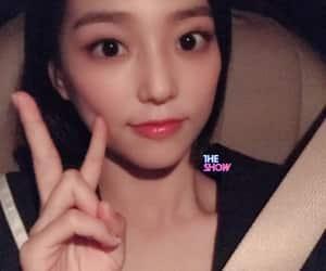 cube, k-pop, and yeeun image