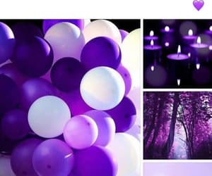 beautiful, purple, and violet image