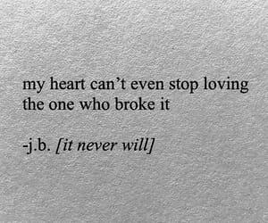 broken, brokenheart, and heart image