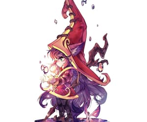 purple, hat, and lulu image