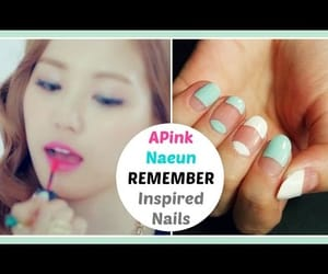 design, kpop, and nails image