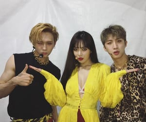 edawn, kpop, and hyuna image