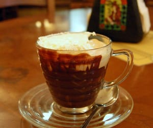 cacao, caffe, and drink image