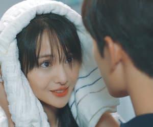 chinese drama, cdrama, and wei wei's beautiful smile image