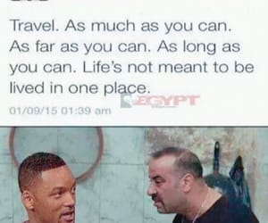 funny, life, and travel image
