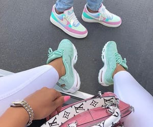 nike, sneakers, and style image