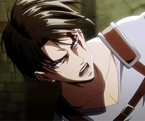 season 3, attack on titan, and boy image