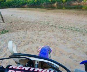 areia, brasil, and motocross image