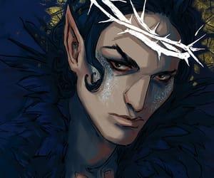 king, phantomrin, and the cruel prince image