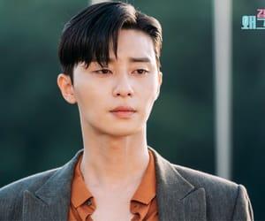 kdrama, park seo joon, and secretary kim image