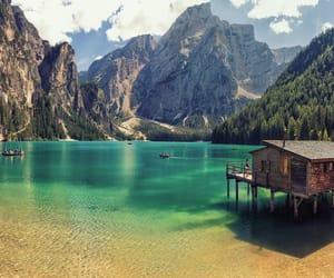 italy, mountain range, and south tyrol image
