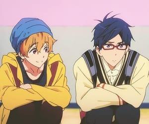 anime, boys, and grunge image