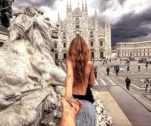 italy, milan, and photographer image