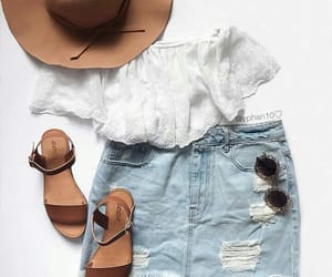 blouse, blusa, and cool image