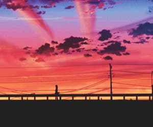 anime, Dream, and gif image