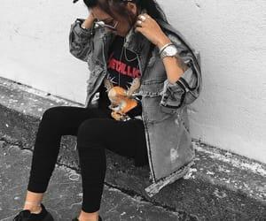 aesthetic, bandana, and fashion image