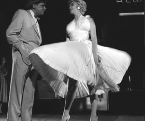 Marilyn Monroe, the seven year itch, and tom ewell image