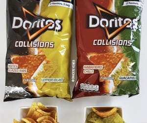 chips, snack, and doritos image